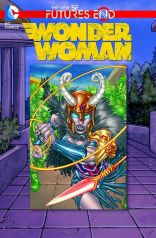 WONDER WOMAN FUTURES END #1 STANDARD COVER