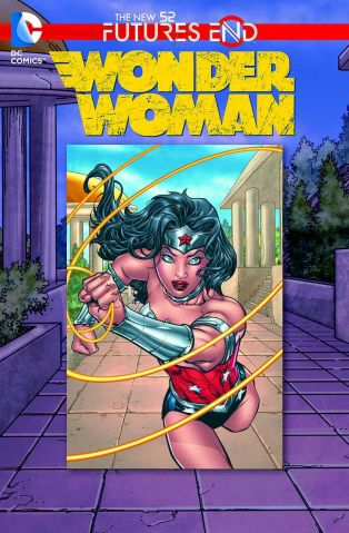 WONDER WOMAN FUTURES END #1