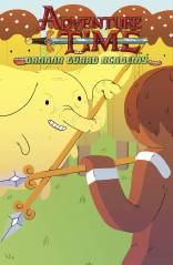 ADVENTURE TIME BANANA GUARD ACADEMY #4