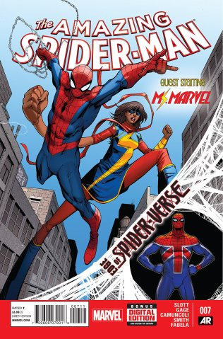 AMAZING SPIDER-MAN #7