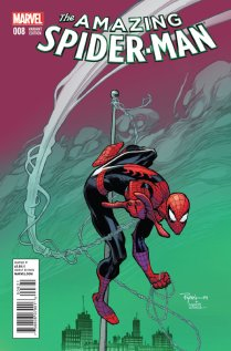 AMAZING SPIDER-MAN #8 VARIANT A