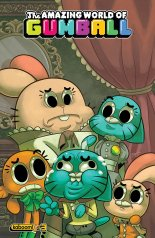 AMAZING WORLD OF GUMBALL #3 COVER A