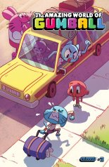 AMAZING WORLD OF GUMBALL #3 COVER B