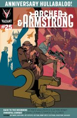 ARCHER & ARMSTRONG #25 VARIANT A