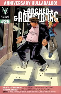 ARCHER & ARMSTRONG #25