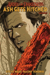 ARMY OF DARKNESS ASH GETS HITCHED #3 FRANCAVILLA COVER