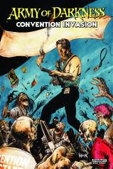 ARMY OF DARKNESS CONVENTION INVASION ONE-SHOT
