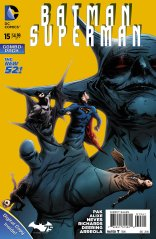 BATMAN SUPERMAN #15 VARIANT