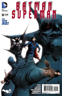 BATMAN SUPERMAN #15