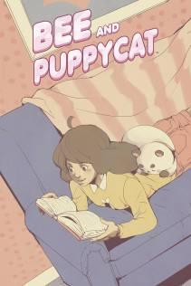 BEE AND PUPPYCAT #5 COVER A