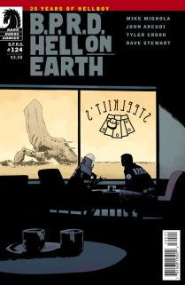 BPRD HELL ON EARTH #124