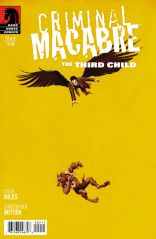 CRIMINAL MACABRE THE THIRD CHILD #2
