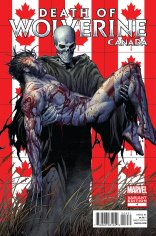 DEATH OF WOLVERINE #4 VARIANT A