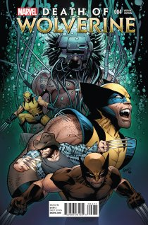 DEATH OF WOLVERINE #4 VARIANT D