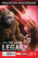 DEATH OF WOLVERINE THE LOGAN LEGACY #3