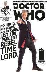 DOCTOR WHO THE 12TH DOCTOR #1 VARIANT A