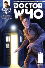 DOCTOR WHO THE TENTH DOCTOR #3
