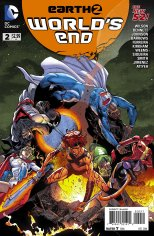 EARTH 2 WORLD'S END #2