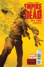 EMPIRE OF THE DEAD ACT TWO #2