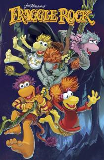 FRAGGLE ROCK JOURNEY EVERSPRING #1 COVER A