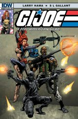 G.I. JOE A REAL AMERICAN HERO #207