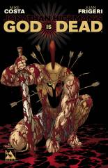 GOD IS DEAD #23 ICONIC COVER