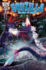 GODZILLA RULERS OF EARTH #17