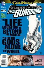 GREEN LANTERN NEW GUARDIANS #35