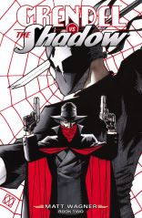GRENDEL VS. THE SHADOW #2 VARIANT