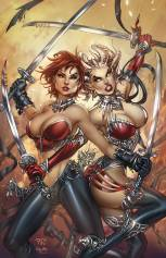 GRIMM FAIRY TALES INFERNO RINGS OF HELL #3 COVER A