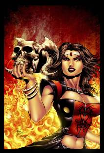 GRIMM FAIRY TALES INFERNO RINGS OF HELL #3 COVER B
