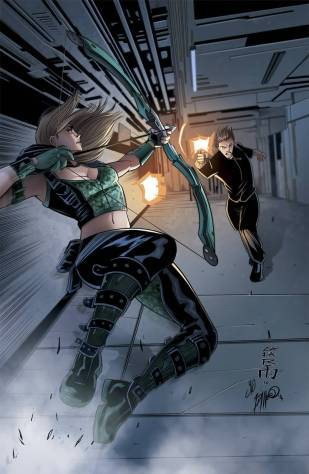 GRIMM FAIRY TALES ROBYN HOOD #3 COVER B