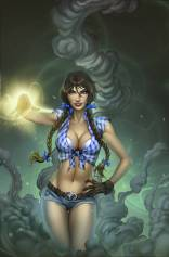 GRIMM FAIRY TALES WARLORD OF OZ #6 COVER A