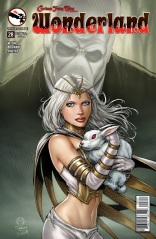 GRIMM FAIRY TALES WONDERLAND #28 COVER A