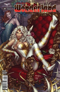 GRIMM FAIRY TALES WONDERLAND #28 COVER C