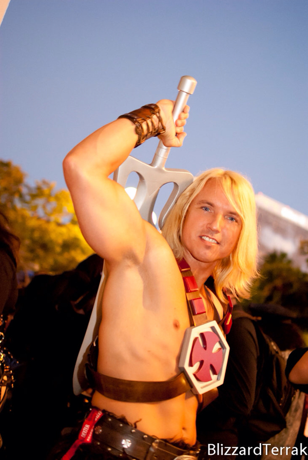 He-Man Cosplay Photo by BlizzardTerrak