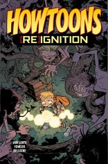 HOWTOONS REIGNITION #3