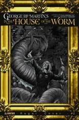 IN THE HOUSE OF THE WORM #3 REGAL COVER
