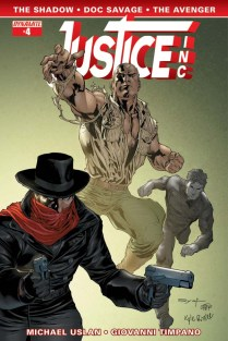 JUSTICE INC. #4 SYAF COVER