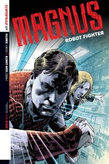 MAGNUS ROBOT FIGHTER #7 HARDMAN COVER