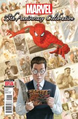 MARVEL 75TH ANNIVERSARY SPECIAL #1