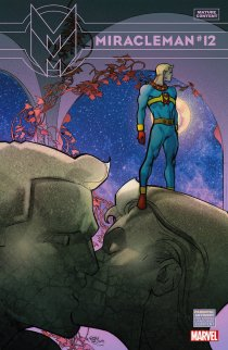 MIRACLEMAN #12 VARIANT A