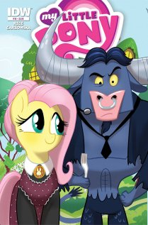 MY LITTLE PONY FRIENDS FOREVER #10