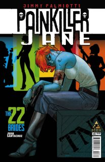 PAINKILLER JANE THE 22 BRIDES #3