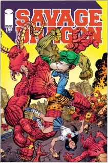 SAVAGE DRAGON #199