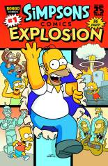 SIMPSONS COMICS EXPLOSION #1