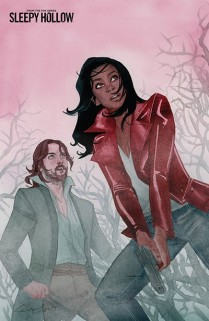 SLEEPY HOLLOW #1 VARIANT