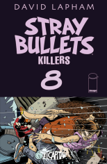 STRAY BULLETS KILLERS #8