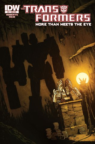 TRANSFORMERS MORE THAN MEETS THE EYE #34 SUB COVER