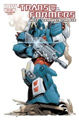 TRANSFORMERS MORE THAN MEETS THE EYE #34